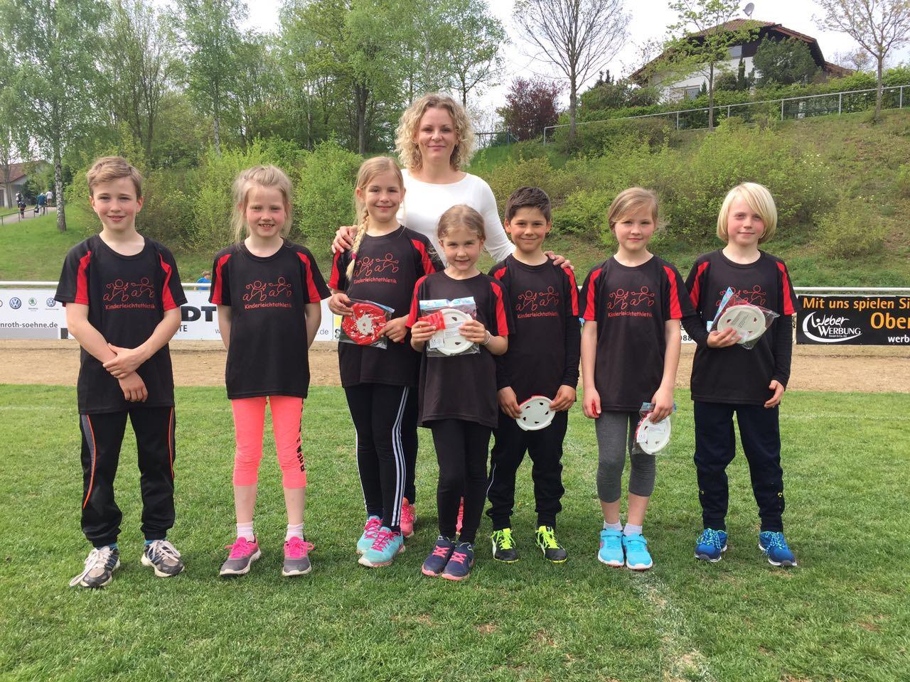 Team Kinderleichtathletik
