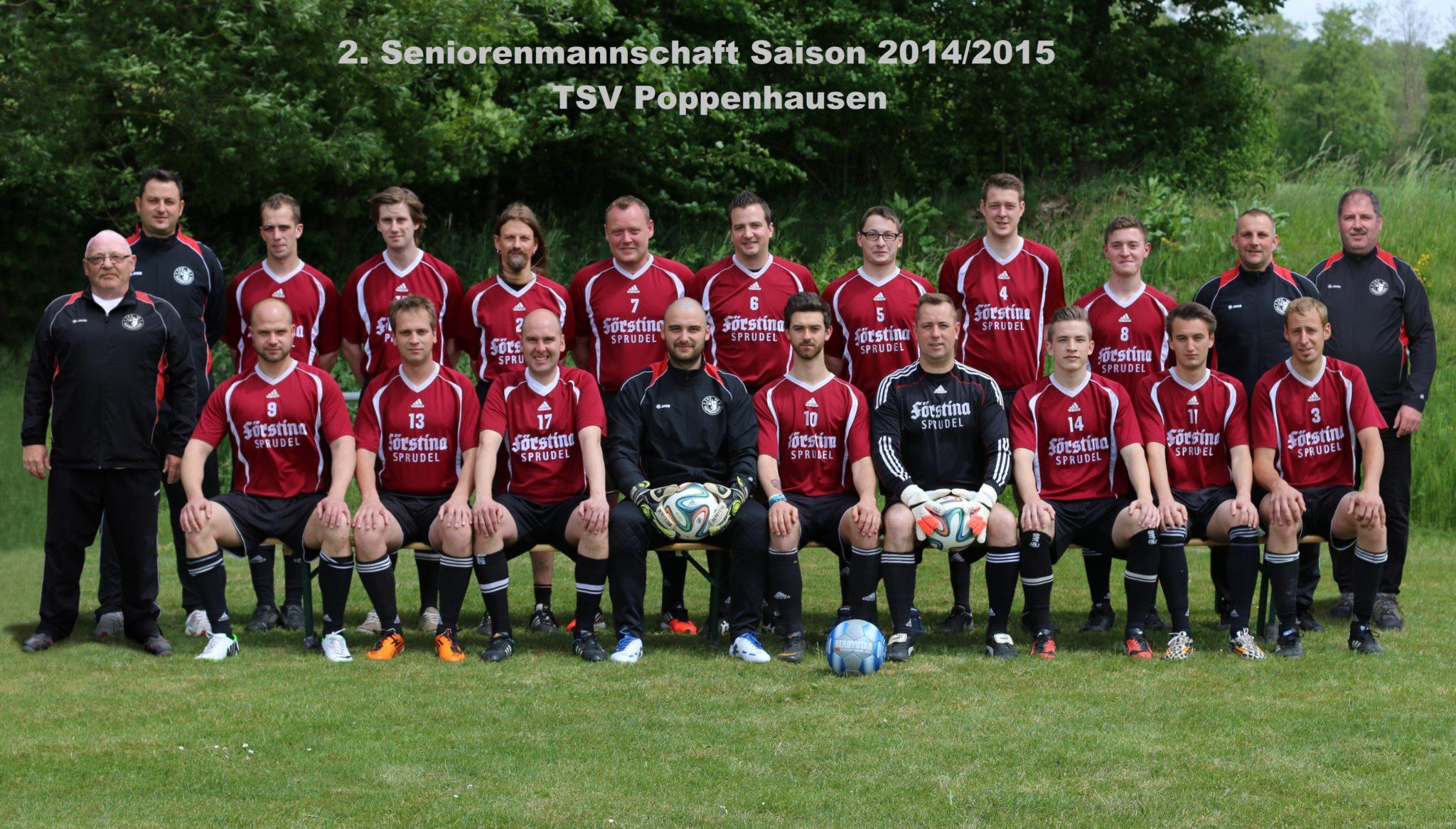 B-TSV 2. Mannschaft be. 2015 RGB