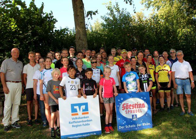 Hessisch-Bayerischer MTB-Biathlon-2016-Gruppenfotoi